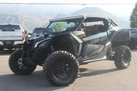 2019 Can-Am Maverick X3 X RS Turbo R for sale at REVOLUTIONARY AUTO in Lindon UT