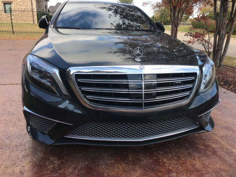 2016 Mercedes-Benz S-Class for sale at Auto Haus Imports in Grand Prairie TX
