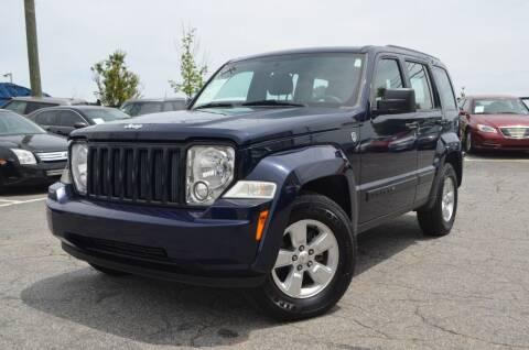 2012 Jeep Liberty for sale at Georgia Import Auto in Alpharetta GA