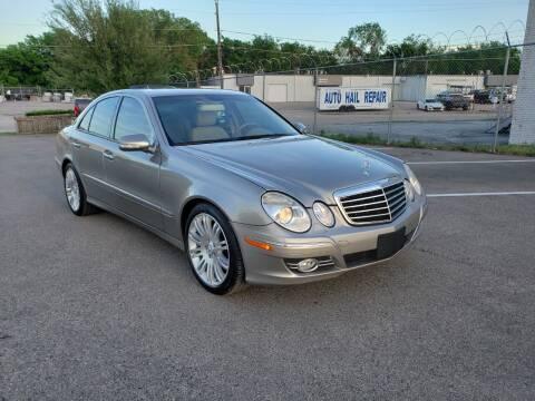 2007 Mercedes-Benz E-Class for sale at Image Auto Sales in Dallas TX