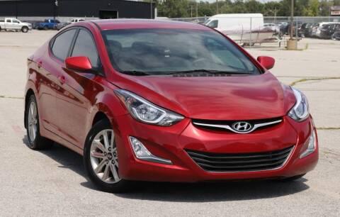 2015 Hyundai Elantra for sale at Big O Auto LLC in Omaha NE