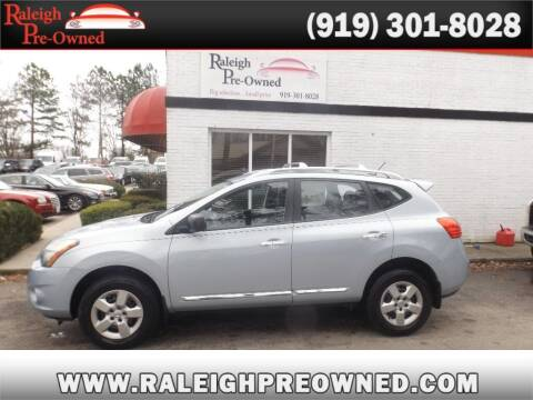 2014 Nissan Rogue Select for sale at Raleigh Pre-Owned in Raleigh NC