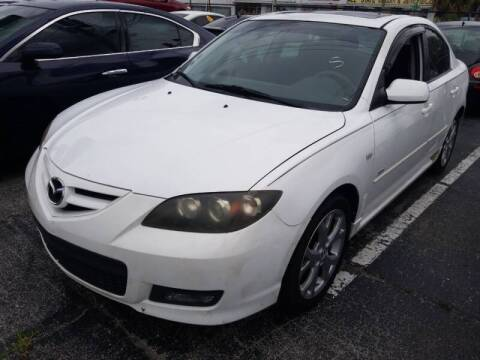 2007 Mazda MAZDA3 for sale at Castle Used Cars in Jacksonville FL