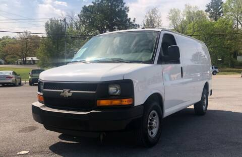 2015 Chevrolet Express Cargo for sale at Morristown Auto Sales in Morristown TN