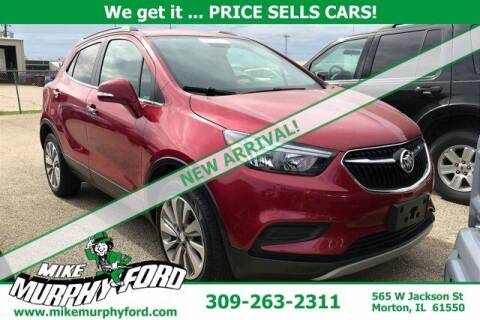 2019 Buick Encore for sale at Mike Murphy Ford in Morton IL