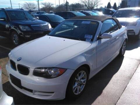 2009 BMW 1 Series for sale at Godspeed Motors in Charlotte NC