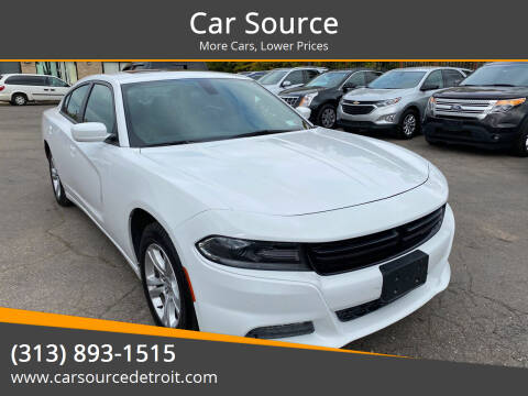 2019 Dodge Charger for sale at Car Source in Detroit MI