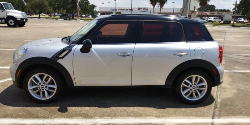 2013 MINI Countryman for sale at Nation Auto Cars in Houston TX