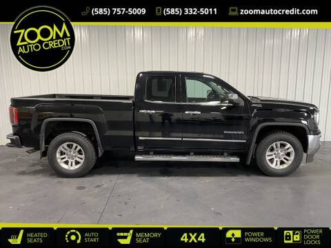 2018 GMC Sierra 1500 for sale at ZoomAutoCredit.com in Elba NY