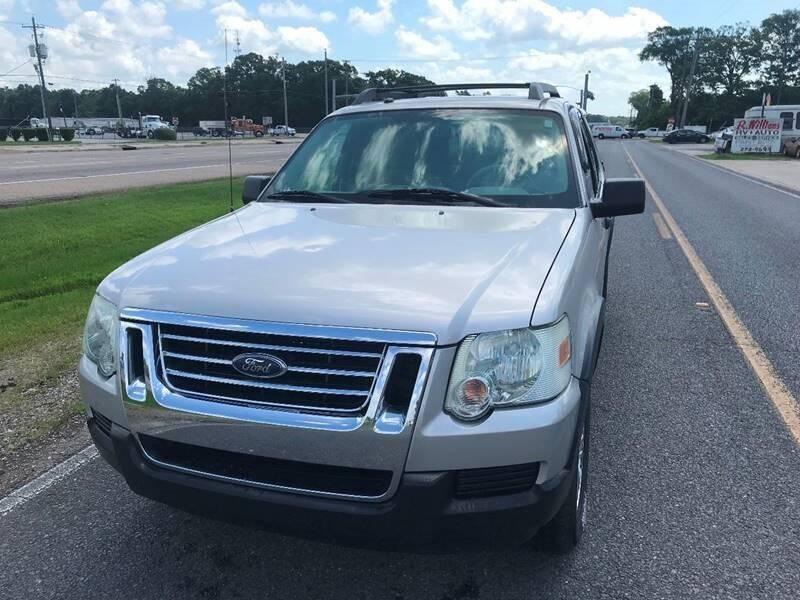 2007 Ford Explorer Sport Trac for sale at Double K Auto Sales in Baton Rouge LA