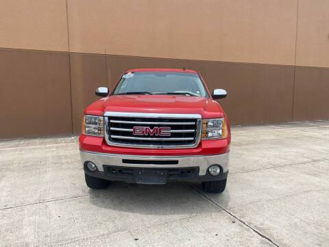 2012 GMC Sierra 1500 for sale at ALL STAR MOTORS INC in Houston TX