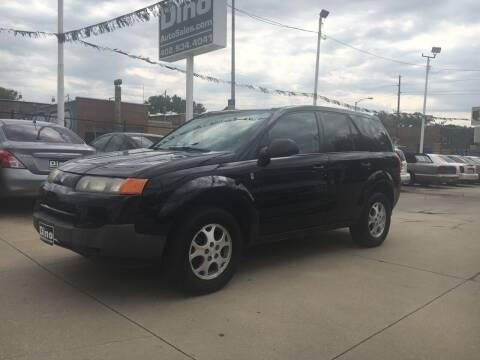2004 Saturn Vue for sale at Dino Auto Sales in Omaha NE