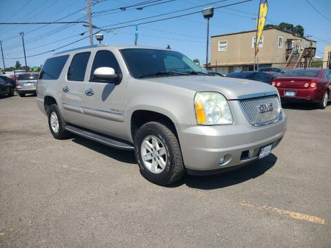 2007 GMC Yukon XL for sale at Universal Auto Sales in Salem OR