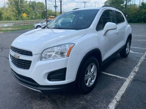 2015 Chevrolet Trax for sale at Lighthouse Auto Sales in Holland MI