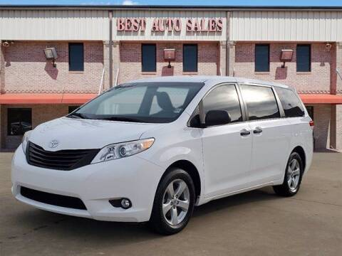 2012 Toyota Sienna for sale at Best Auto Sales LLC in Auburn AL