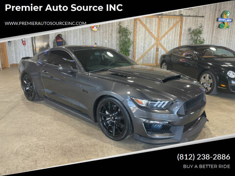 2017 Ford Mustang for sale at Premier Auto Source INC in Terre Haute IN