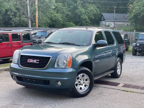 2008 GMC Yukon for sale at AMA Auto Sales LLC in Ringwood NJ