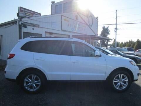 2011 Hyundai Santa Fe for sale at G&R Auto Sales in Lynnwood WA
