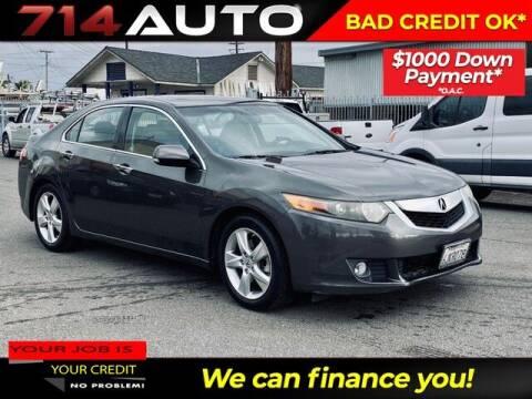 2010 Acura TSX for sale at 714 Auto in Orange CA