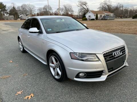 2012 Audi A4 for sale at Trust Petroleum in Rockland MA
