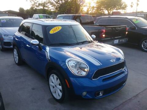 2011 MINI Cooper Countryman for sale at Express AutoPlex in Brownsville TX