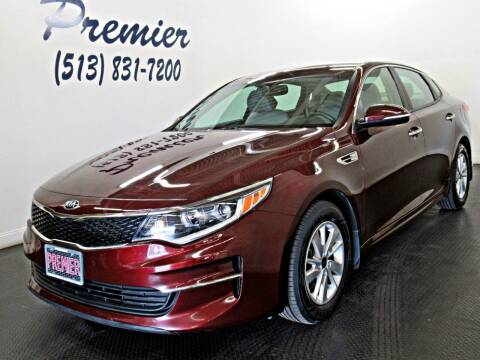 2016 Kia Optima for sale at Premier Automotive Group in Milford OH