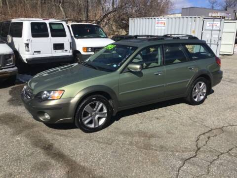 2005 Subaru Outback for sale at Desi's Used Cars in Peabody MA