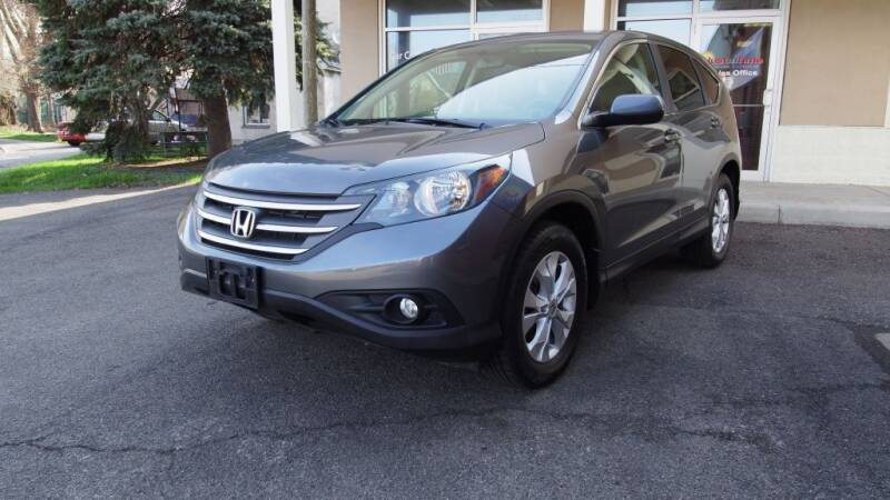 2013 Honda CR-V for sale at Just In Time Auto in Endicott NY