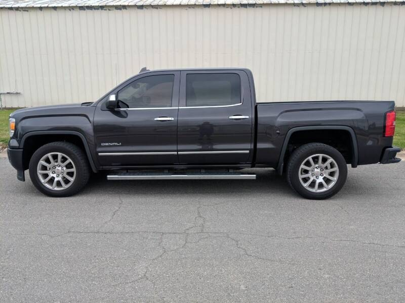 2015 GMC Sierra 1500 for sale at TNK Autos in Inman KS