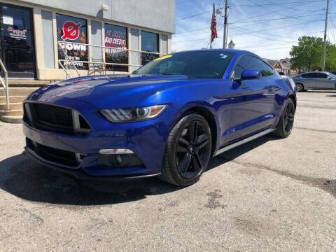 2015 Ford Mustang for sale at Bagwell Motors in Lowell AR