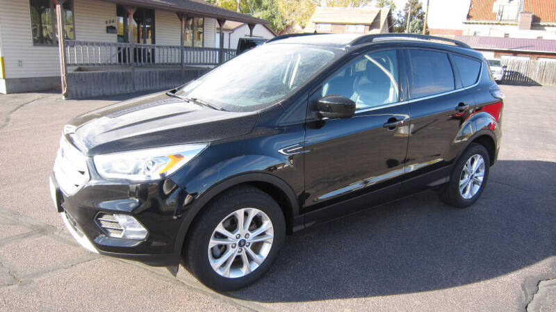 2018 Ford Escape for sale at Auto Shoppe in Mitchell SD