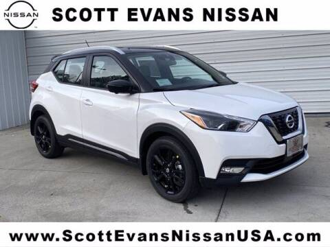 2020 Nissan Kicks for sale at Scott Evans Nissan in Carrollton GA