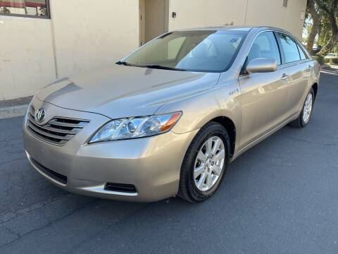 2007 Toyota Camry Hybrid for sale at Eco Auto Deals in Sacramento CA
