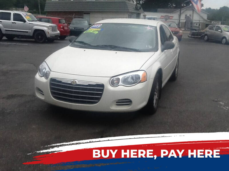 2004 Chrysler Sebring for sale at Lancaster Auto Detail & Auto Sales in Lancaster PA
