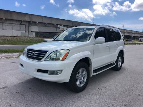 2005 Lexus GX 470 for sale at Florida Cool Cars in Fort Lauderdale FL