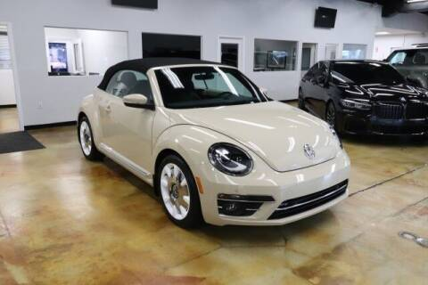 2019 Volkswagen Beetle Convertible for sale at RPT SALES & LEASING in Orlando FL