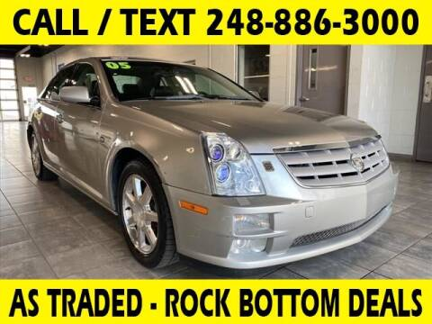 2005 Cadillac STS for sale at Lasco of Waterford in Waterford MI