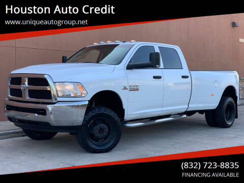2013 RAM Ram Pickup 3500 for sale at Houston Auto Credit in Houston TX