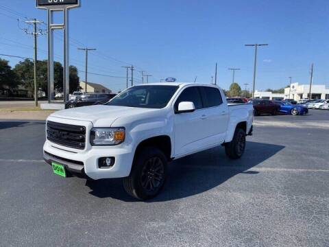 2020 GMC Canyon for sale at DOW AUTOPLEX in Mineola TX