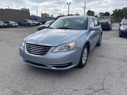 2013 Chrysler 200 for sale at Honest Abe Auto Sales 2 in Indianapolis IN