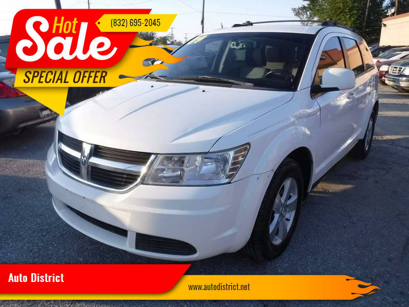 2009 Dodge Journey for sale at Auto District in Baytown TX