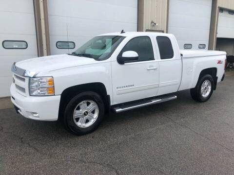 2010 Chevrolet Silverado 1500 for sale at Certified Auto Exchange in Indianapolis IN