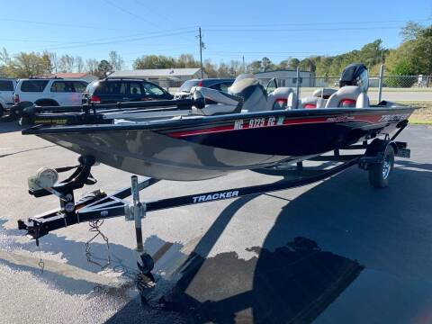 2016 Bass Tracker  Pro Team 175 TXW for sale at Vanns Auto Sales in Goldsboro NC