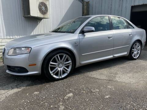2007 Audi S4 for sale at Philadelphia Public Auto Auction in Philadelphia PA