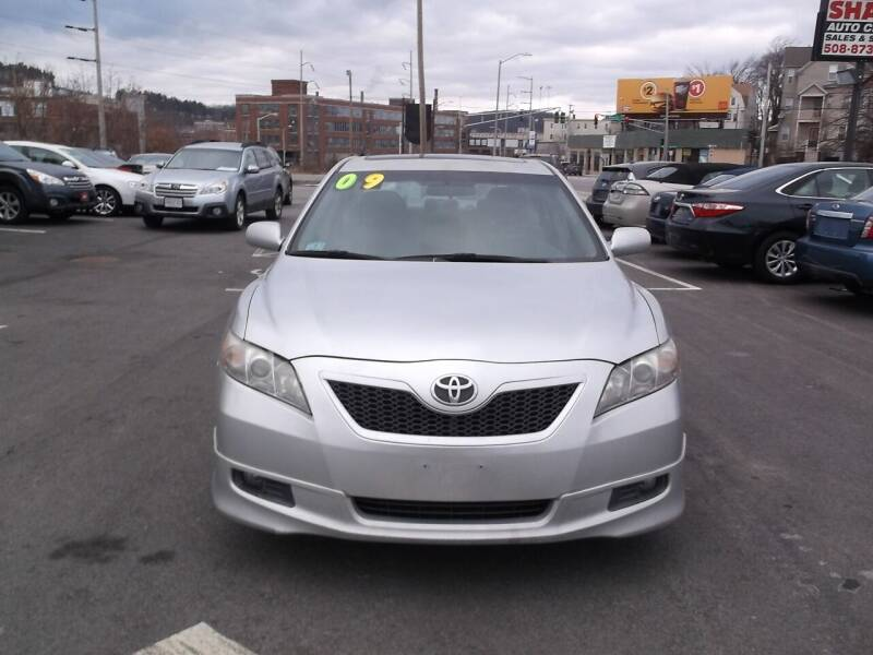 2009 Toyota Camry for sale at Sharp Auto Center in Worcester MA