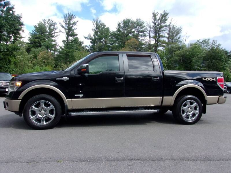 2013 Ford F-150 for sale at Mark's Discount Truck & Auto in Londonderry NH