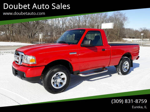 2006 Ford Ranger for sale at Doubet Auto Sales in Eureka IL