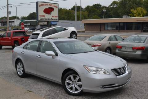 2008 Lexus ES 350 for sale at GLADSTONE AUTO SALES    GUARANTEED CREDIT APPROVAL in Gladstone MO