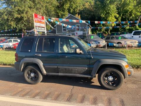 2006 Jeep Liberty for sale at Korz Auto Farm in Kansas City KS
