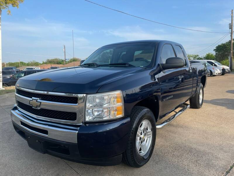 2011 Chevrolet Silverado 1500 for sale at CityWide Motors in Garland TX